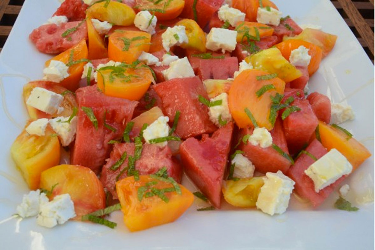 Watermelon Salad Recipe 0