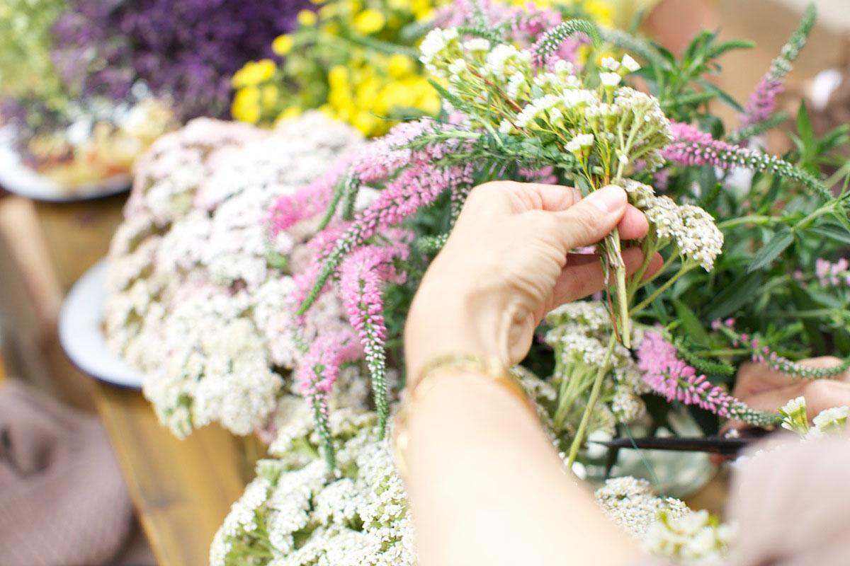 Floral Crowns Diy Rip Tan