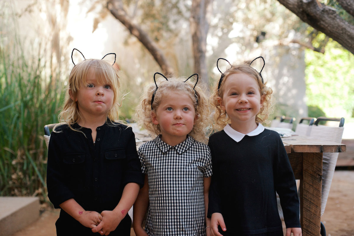 A Halloween Party for the Little Ones 0