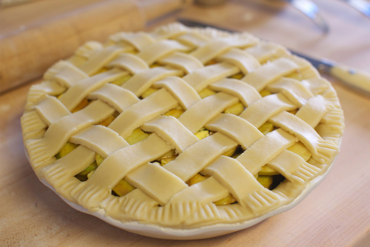 Classic Apple Pie Recipes 8