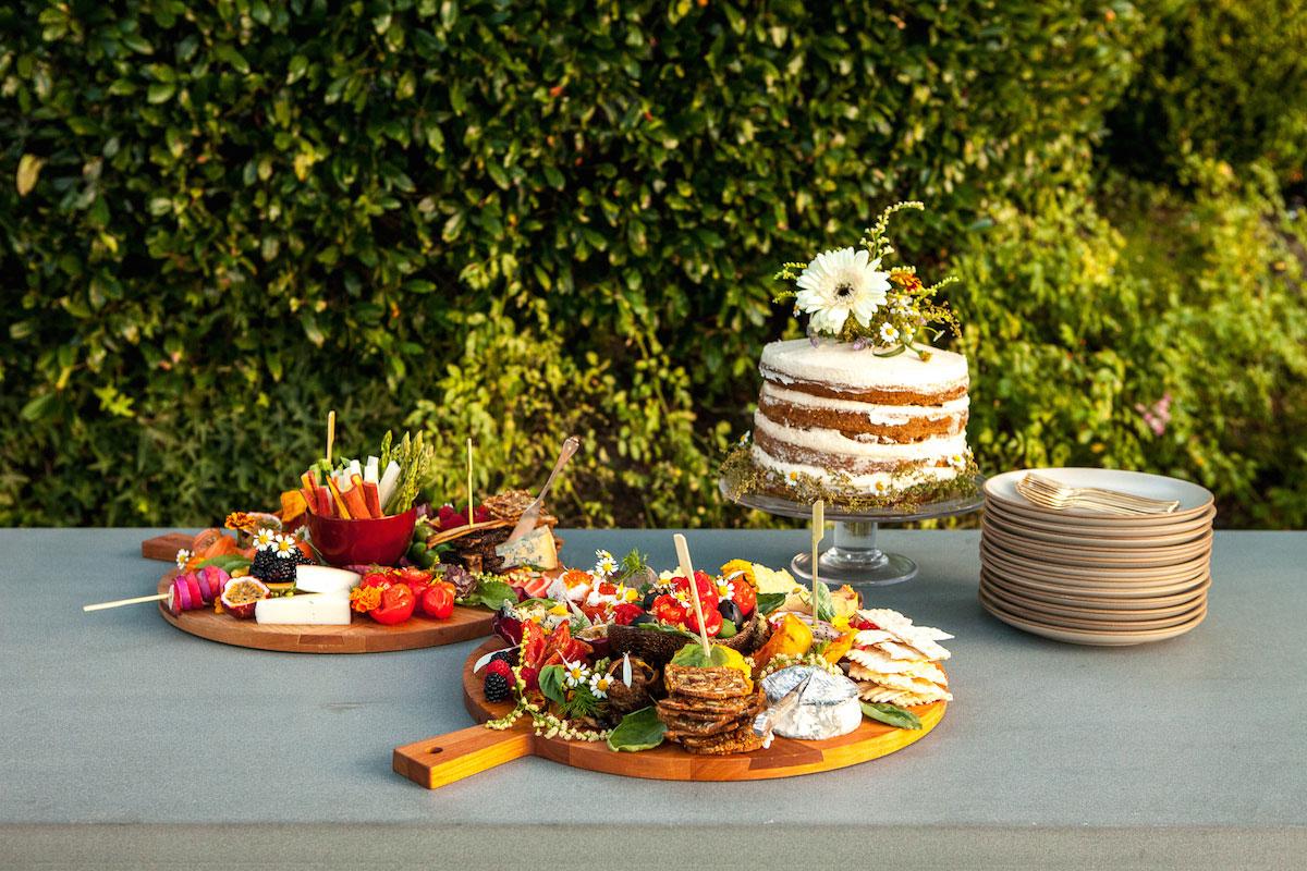 Fall Entertaining: Saree Kayne's Birthday - The Menu & Cocktail 6