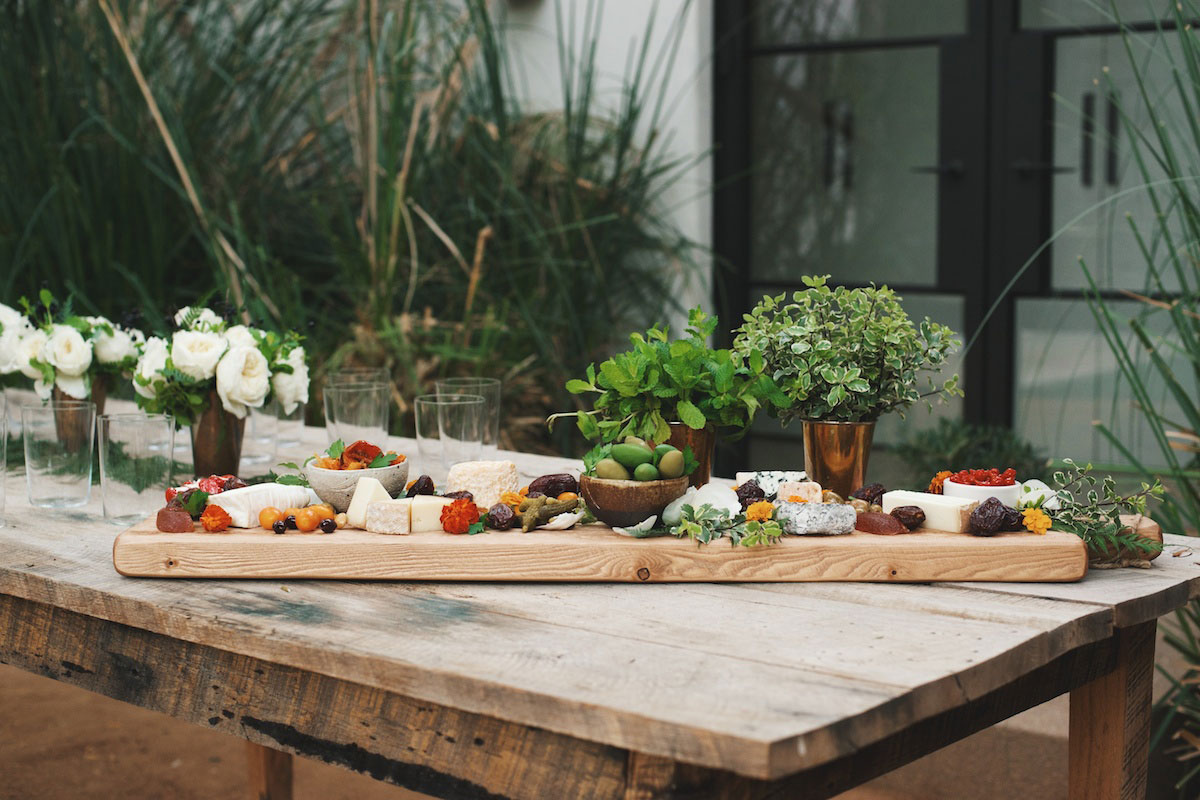 Fall Entertaining: A Citrus-Inspired Baby Shower 6