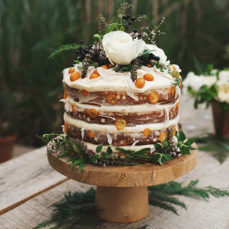 Fall Entertaining: A Citrus-Inspired Baby Shower