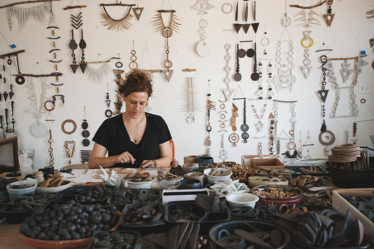 Studio Visit: Heather Levine