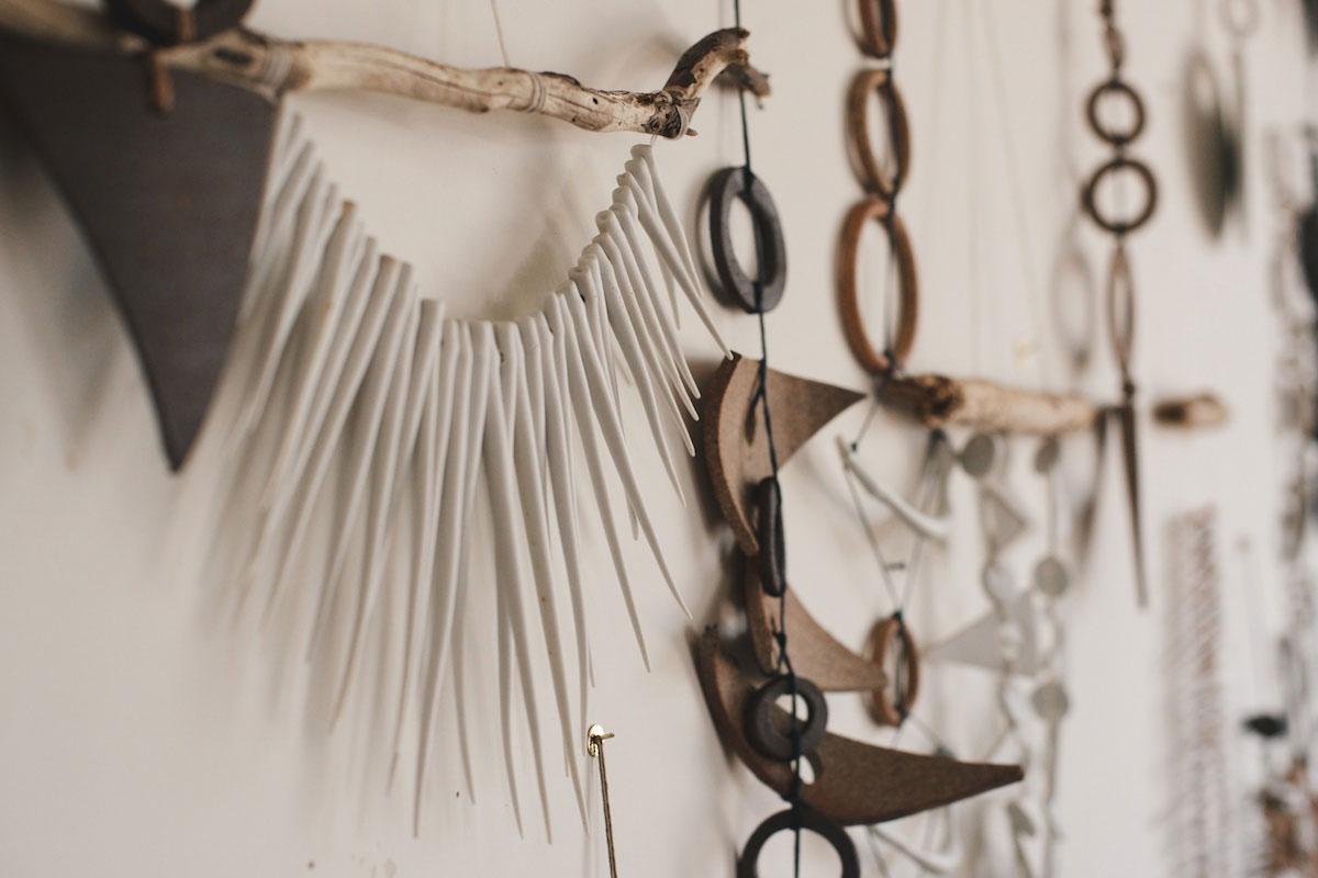 Studio Visit: Heather Levine 12