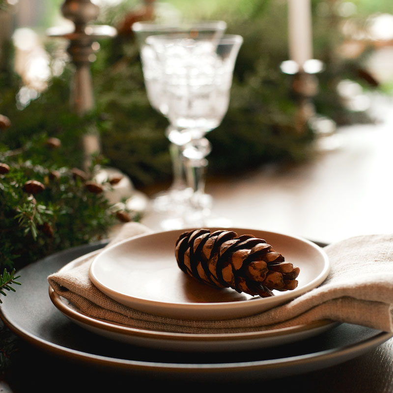 In the Veggie Kitchen: Holiday - The Decor