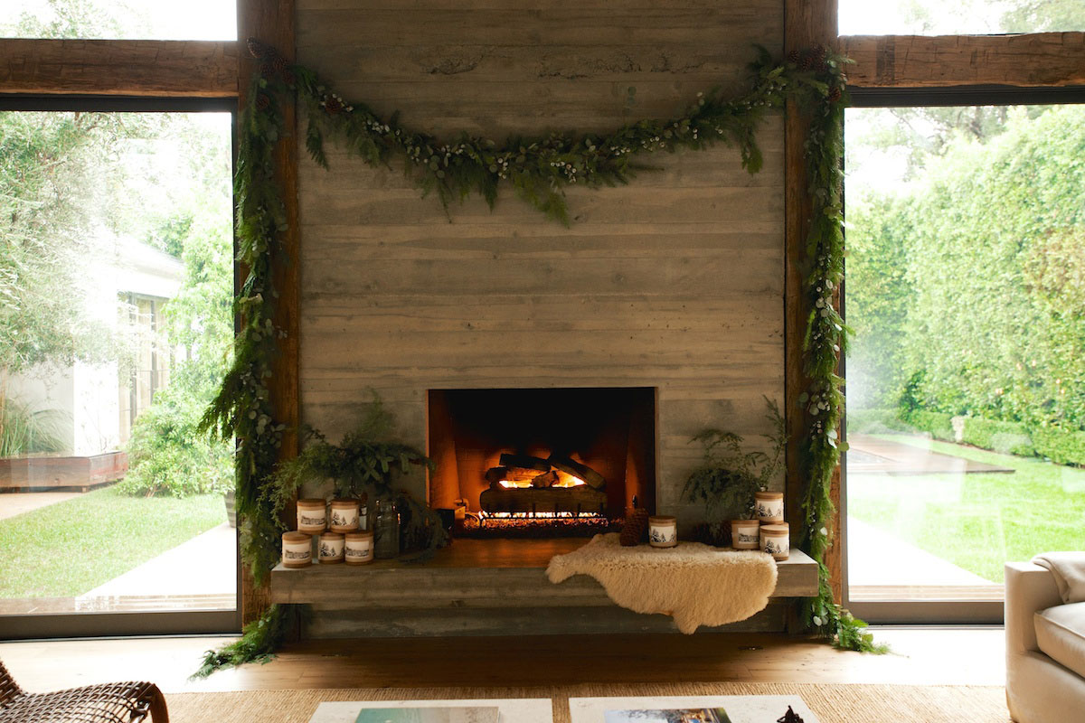 In the Veggie Kitchen: Holiday - The Decor 6