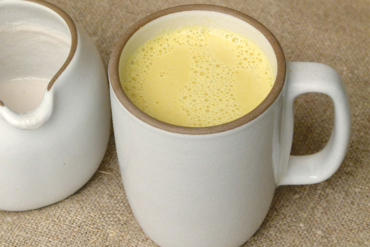 Turmeric Latte Recipe 0