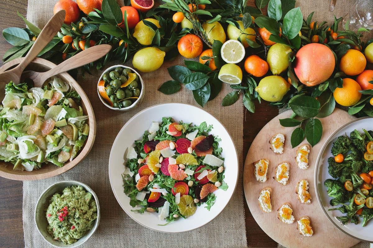 Winter Entertaining: A Citrus-Inspired Dinner 6