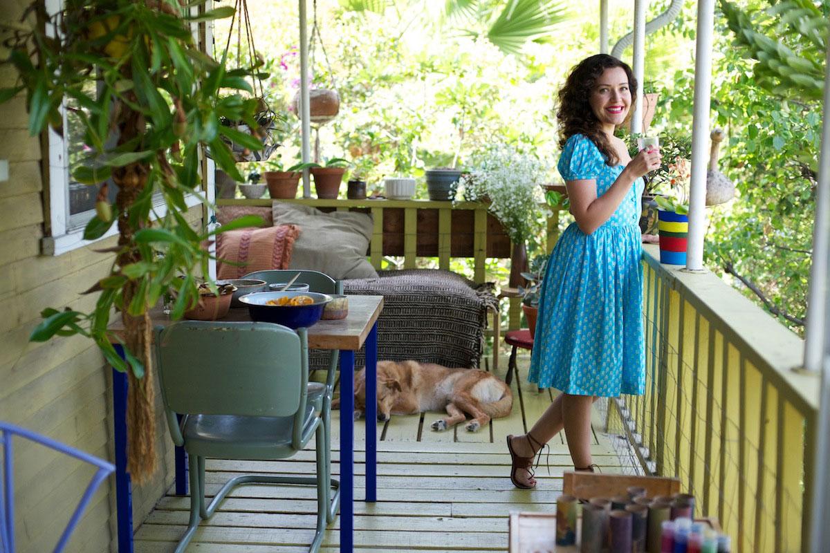 Profile: Beatrice Valenzuela 9