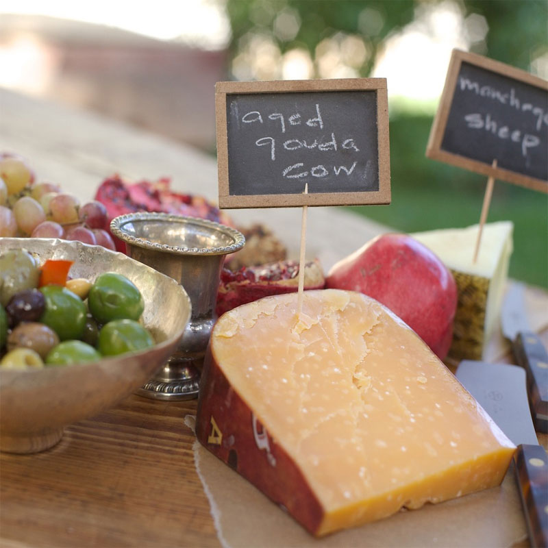 The Perfect Cheese Plate with Annie Campbell