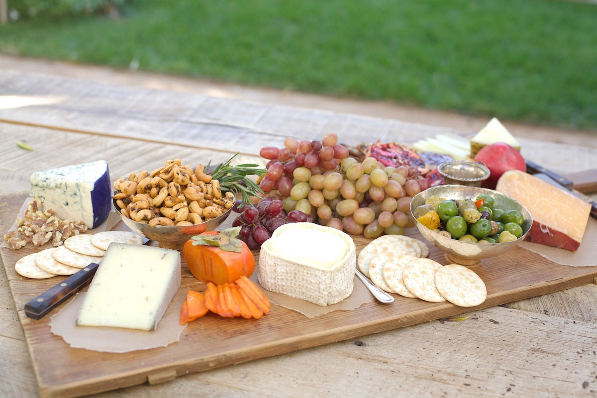 The Perfect Cheese Plate with Annie Campbell 3