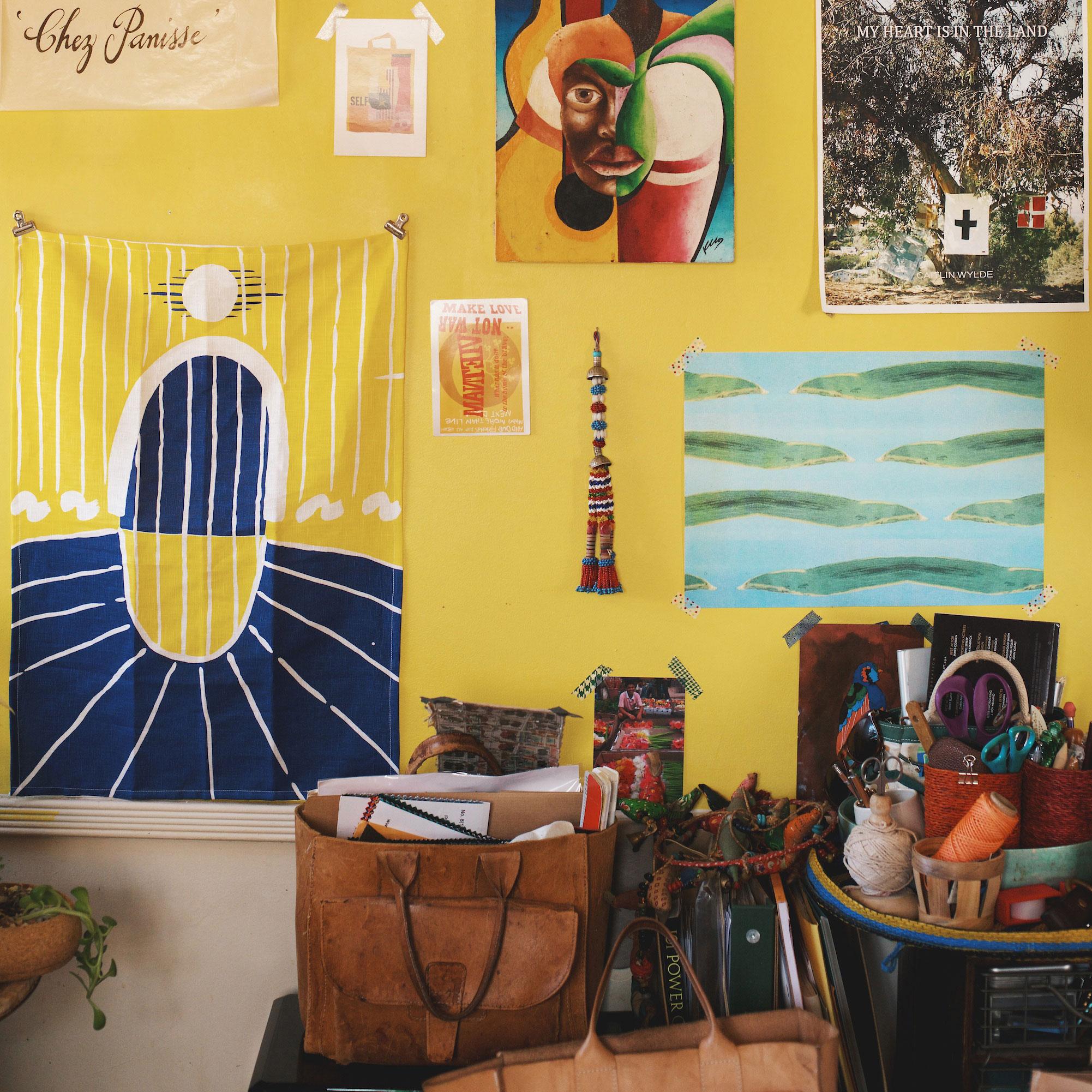 Studio Visit: Agnes Baddoo