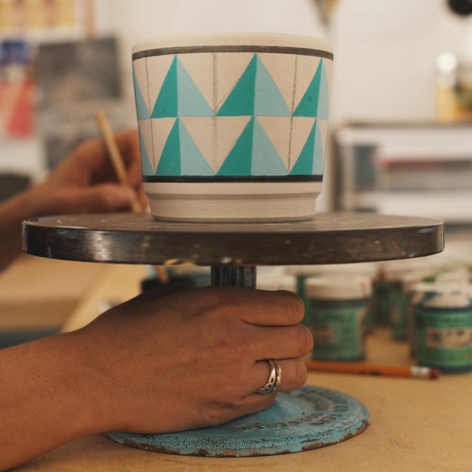 Studio Visit: K&R Ceramics
