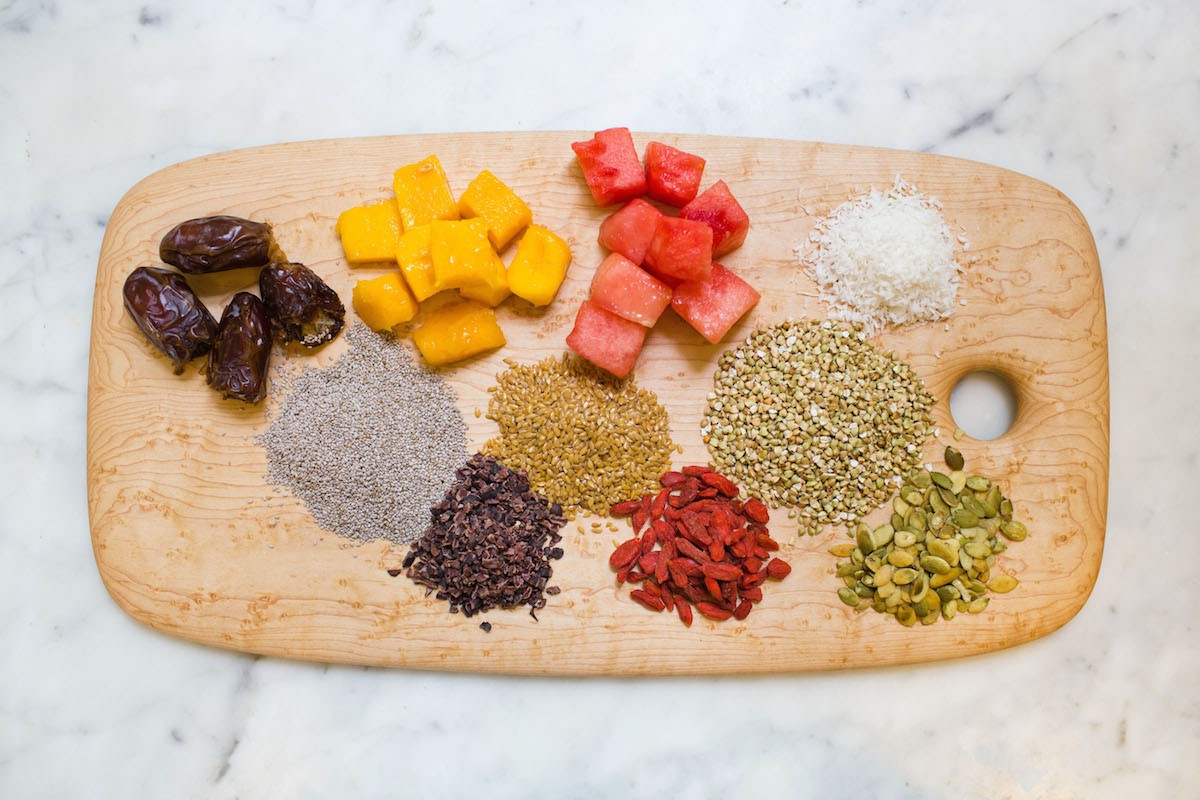 In the Kitchen: Smoothie Bowls with Lee Tilghman | Food & Drink