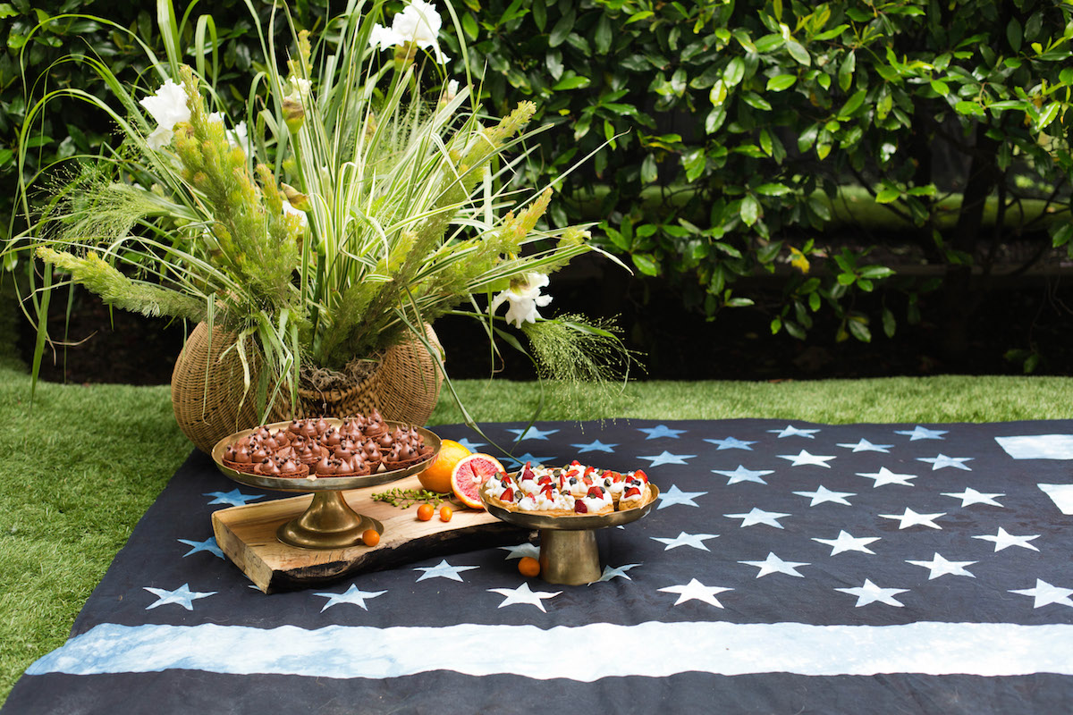 In the Organic Kitchen: Fourth of July - The Menu 15