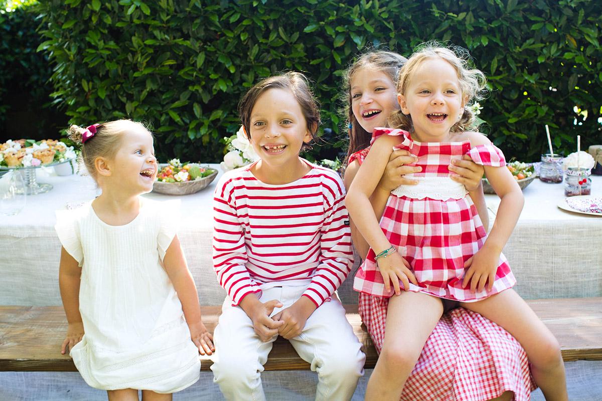 Kids Entertaining: Cherry Party 9