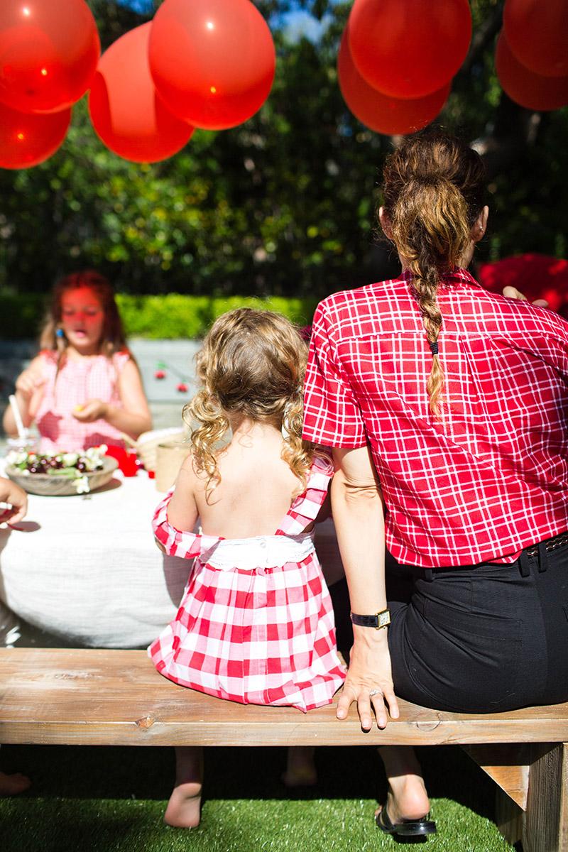 Kids Entertaining: Cherry Party