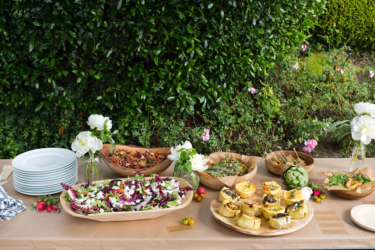 Summer Entertaining: A Casual Get-Together with Heirloom LA 9