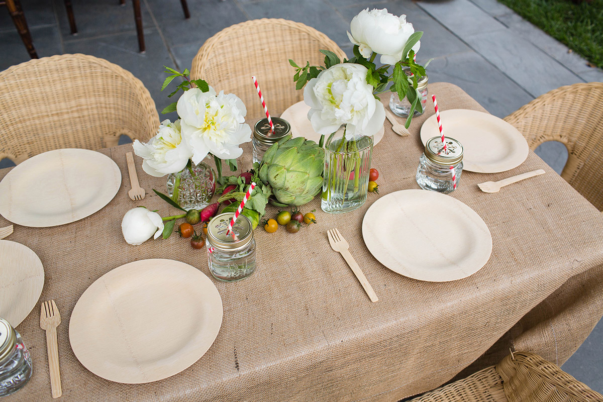 Summer Entertaining: A Casual Get-Together with Heirloom LA 6