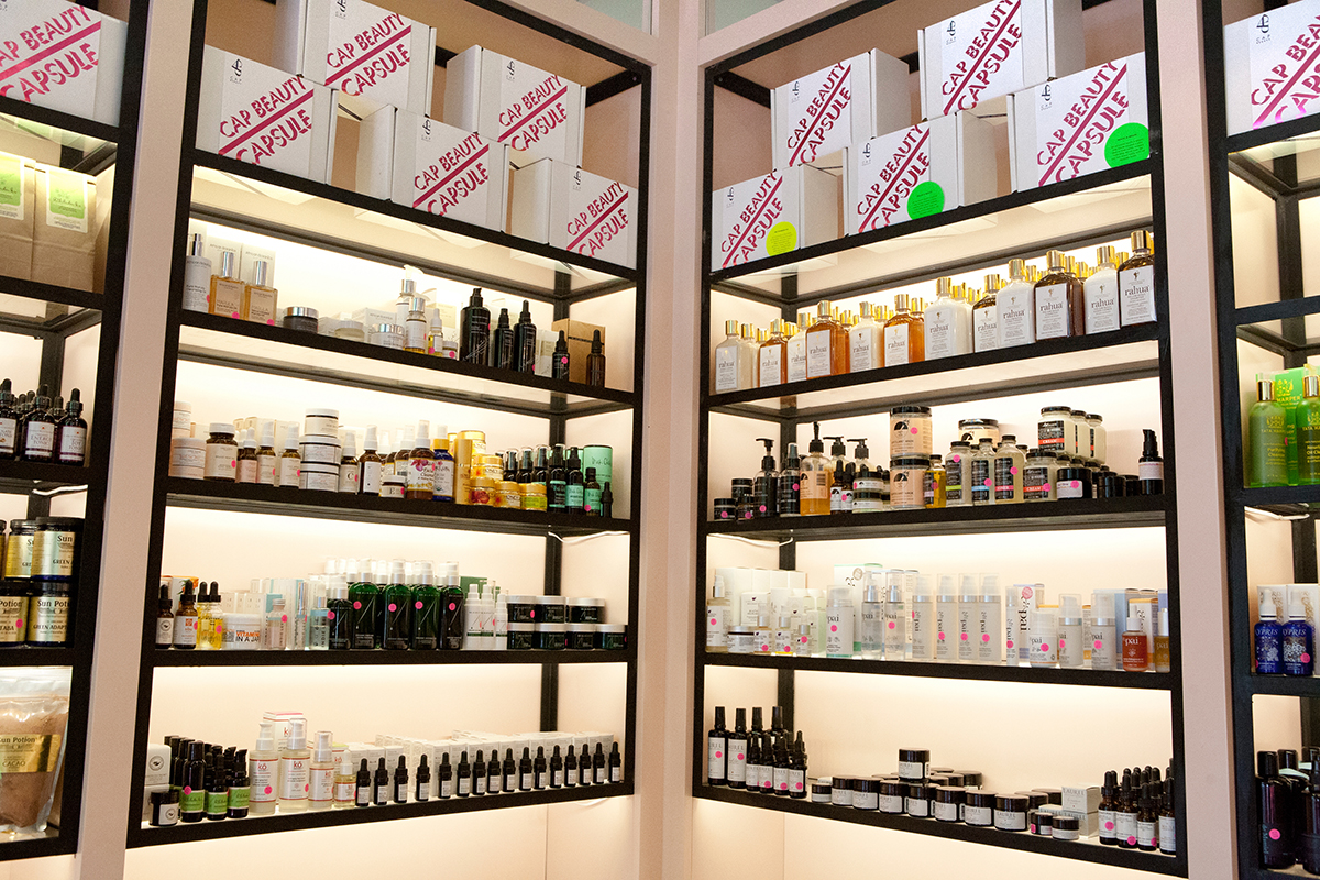 Store of the Day: CAP Beauty 7