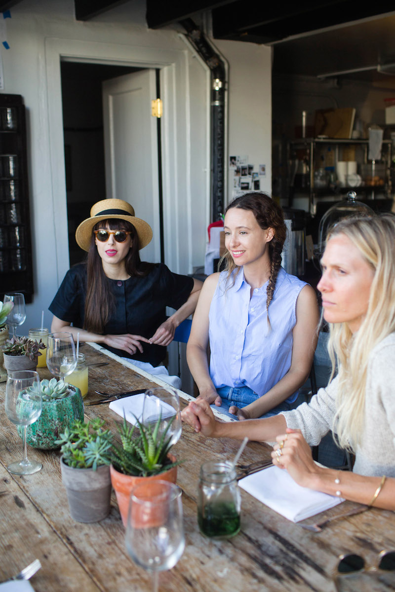 Summer Entertaining: A Farm-to-Table Lunch with Croft Alley