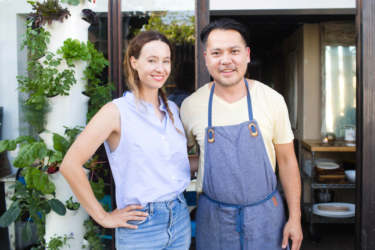 Summer Entertaining: A Farm-to-Table Lunch with Croft Alley 13