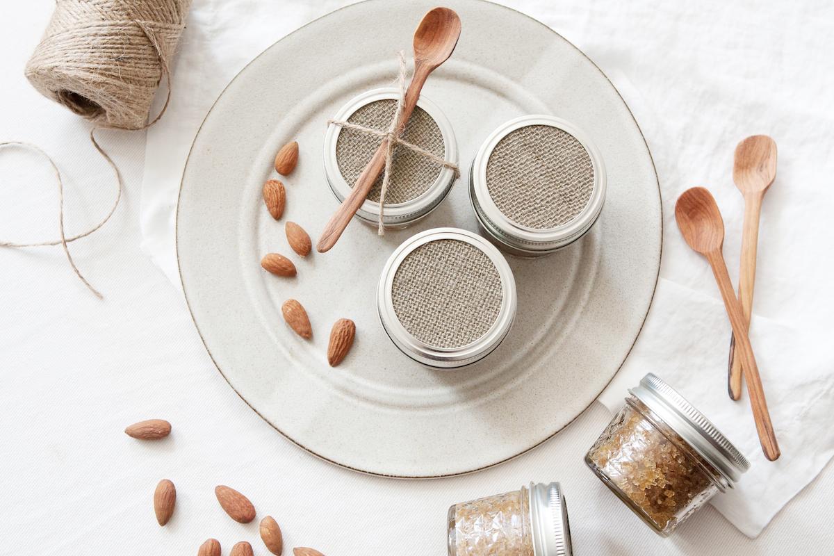 DIY: Almond Extract Sugar Scrub 4