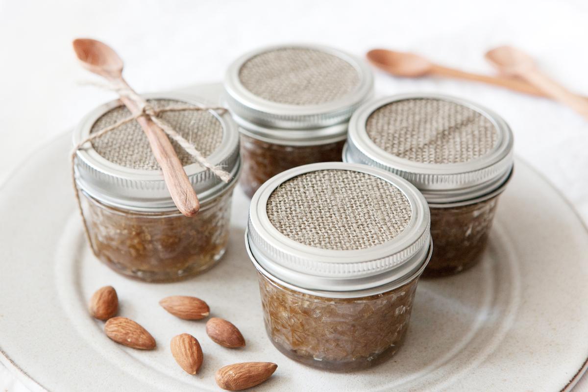 DIY: Almond Extract Sugar Scrub