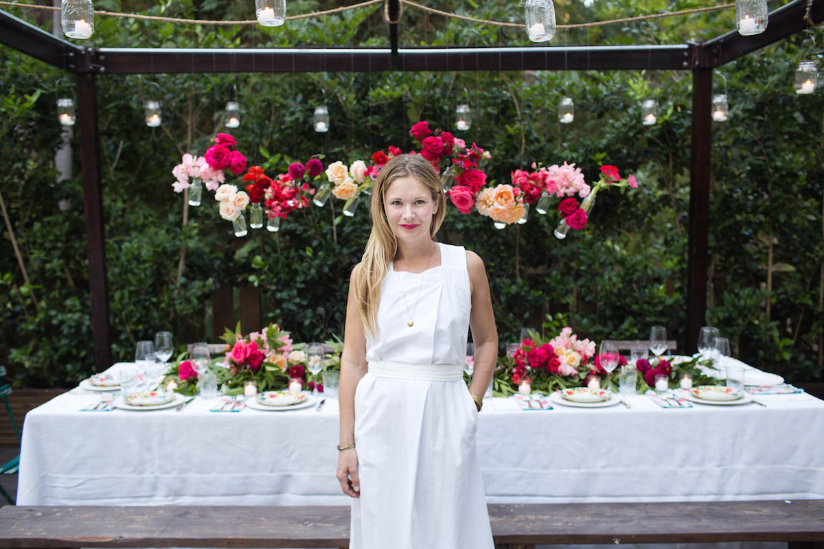 Autumn Entertaining: A Romantic Southern Bridal Shower with Annie Campbell - The Decor 13