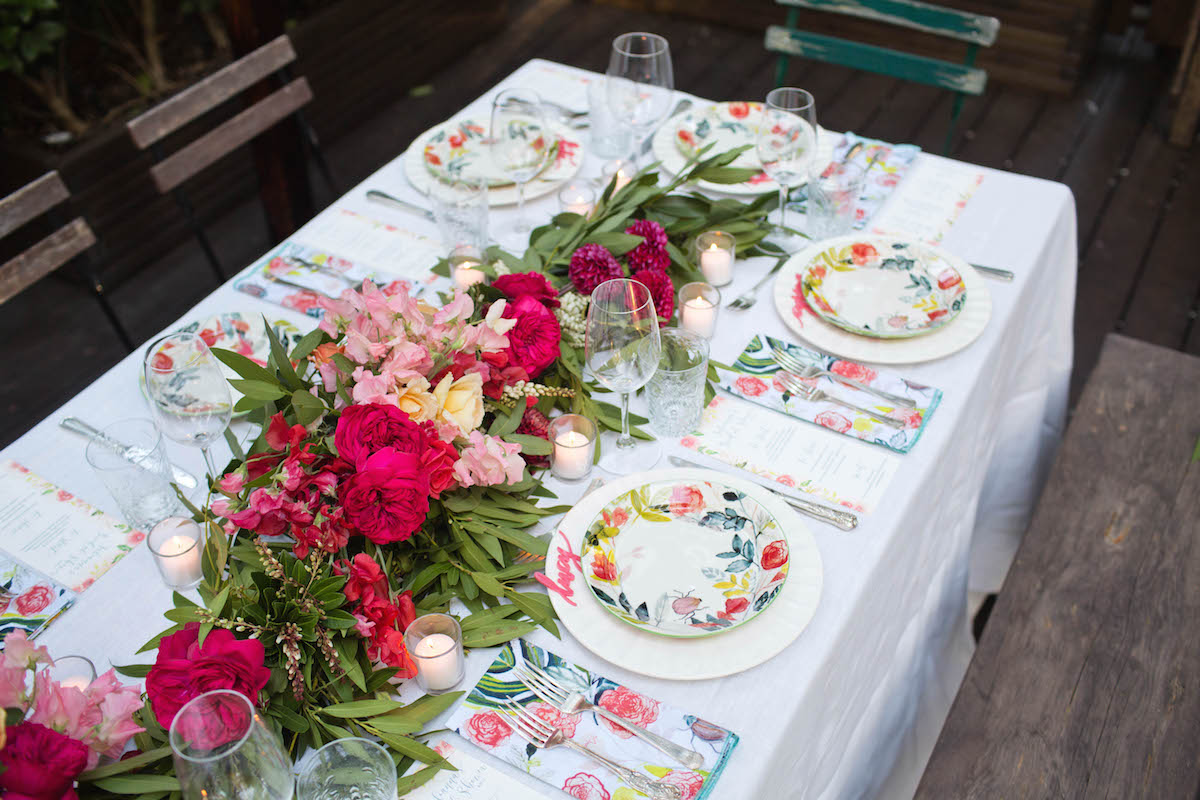 Autumn Entertaining: A Romantic Southern Bridal Shower with Annie Campbell - The Decor 0