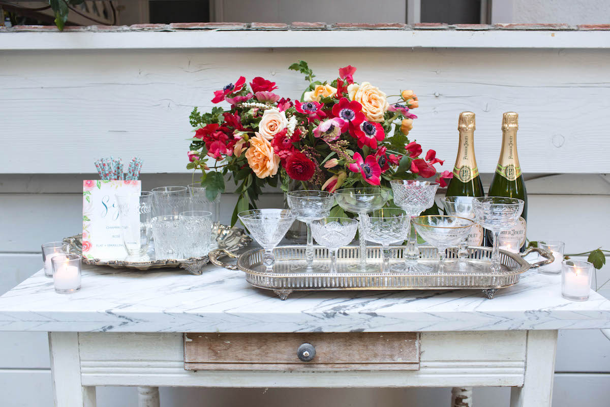 Autumn Entertaining: A Romantic Southern Bridal Shower with Annie Campbell - The Decor 6