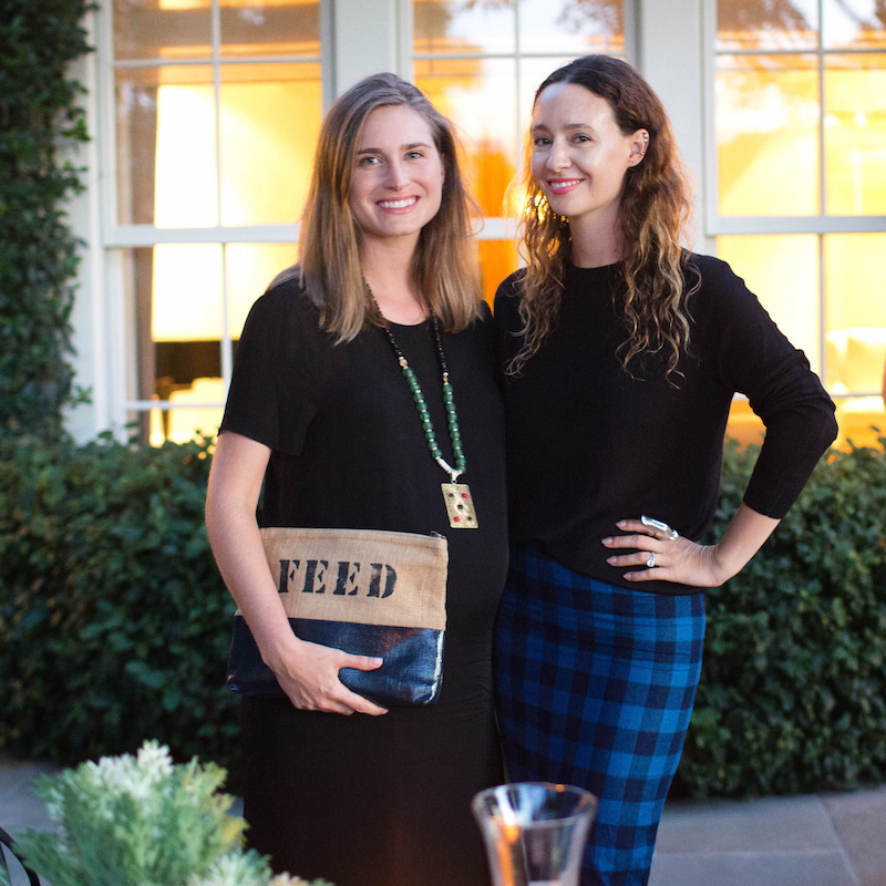 Autumn Entertaining: A FEED Supper with Lauren Bush Lauren – The Decor