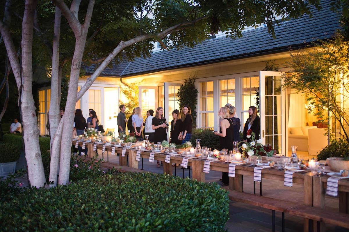 Autumn Entertaining: A FEED Supper with Lauren Bush Lauren – The Decor 10