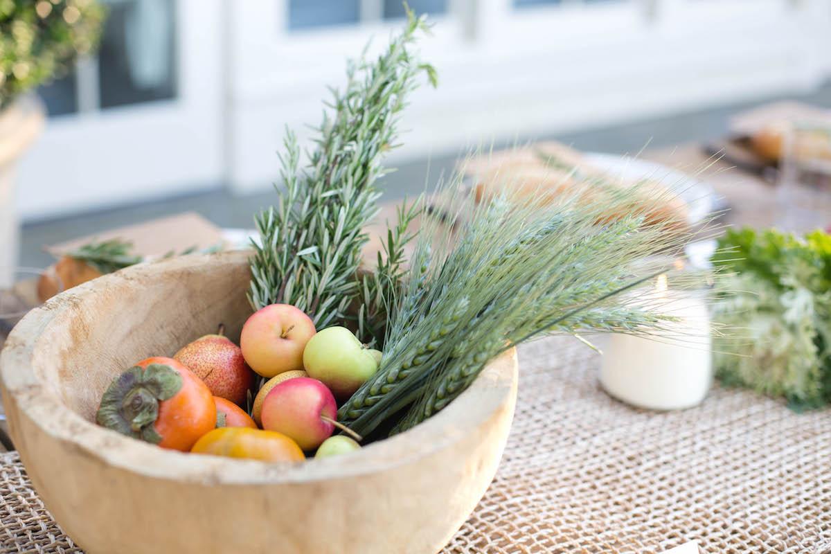 Autumn Entertaining: A FEED Supper with Lauren Bush Lauren – The Decor 6
