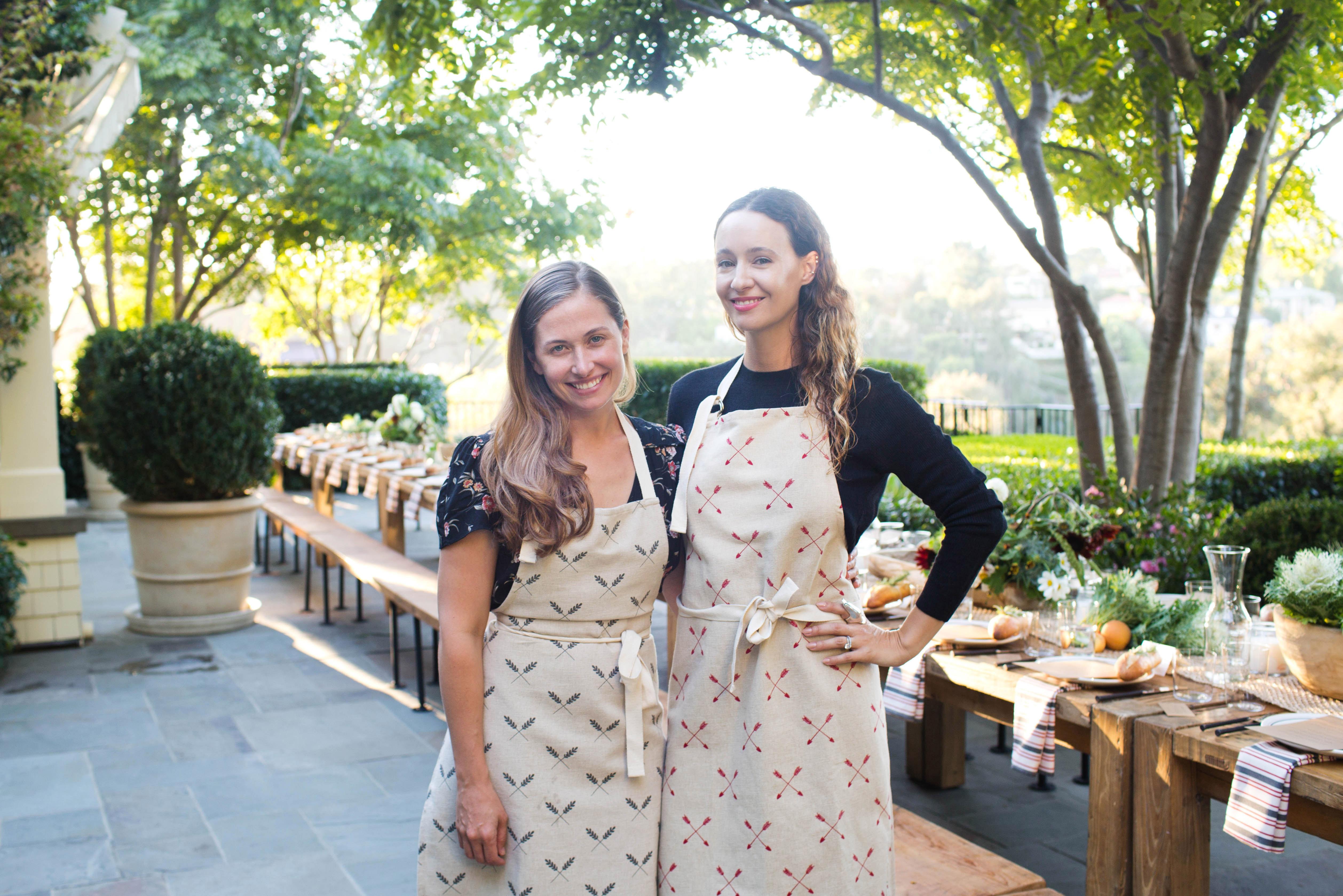 Autumn Entertaining: A FEED Supper with Lauren Bush Lauren - The Menu 3