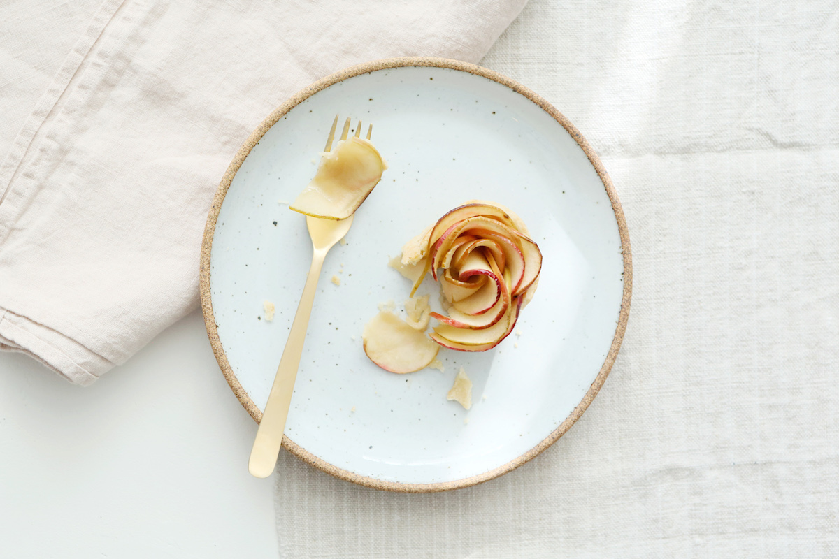 Apple Rose Tart Recipe 3