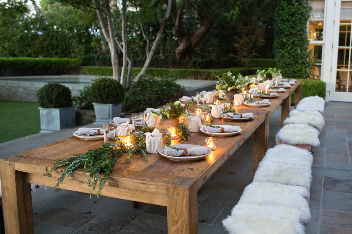 Autumn Entertaining: A Rosemary-Inspired Dinner - The Decor 3