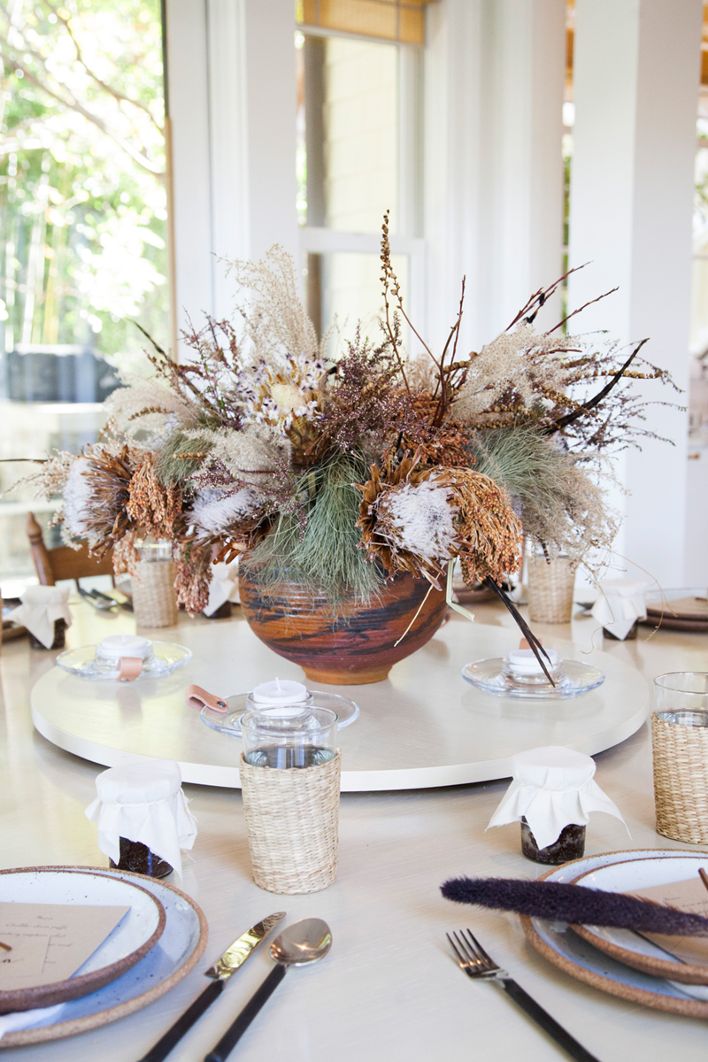 In the Veggie Kitchen: Thanksgiving - The Decor