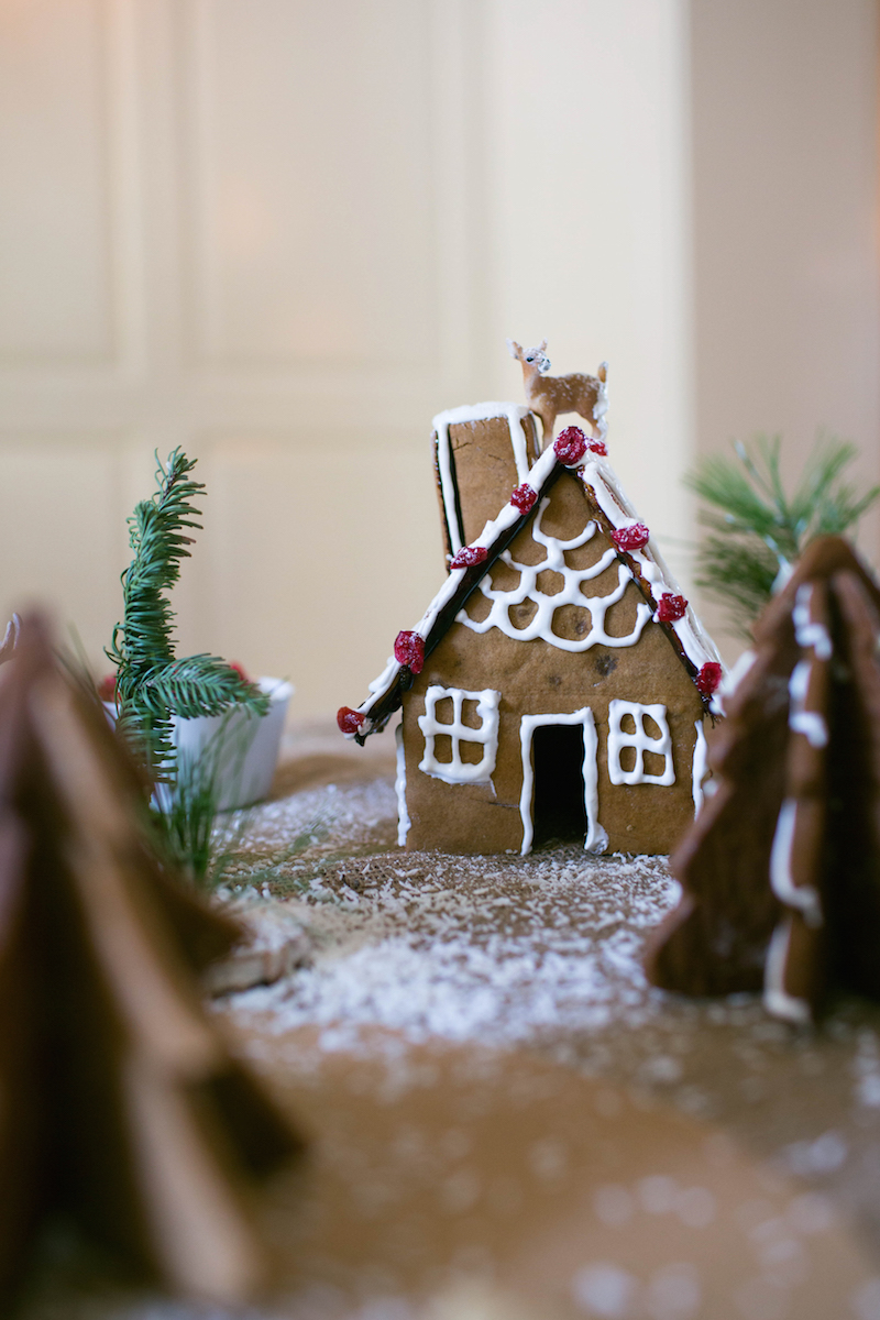 A Gingerbread Decorating Party with Amy Blessing