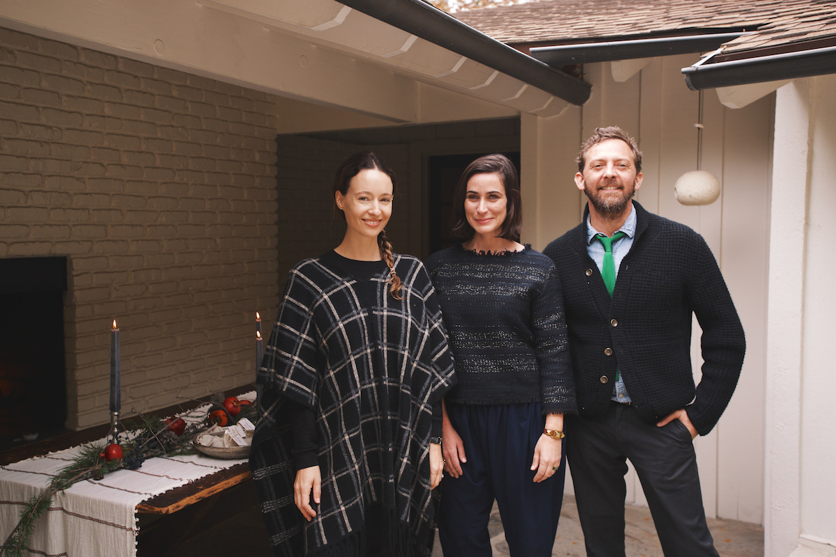 In the Veggie Kitchen: Holiday with Nickey Kehoe and Julie Morris - The Decor 3
