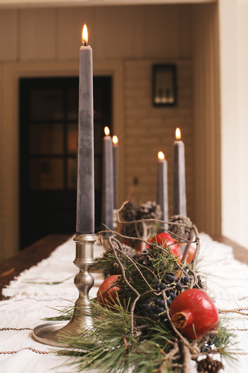 In the Veggie Kitchen: Holiday with Nickey Kehoe and Julie Morris - The Decor
