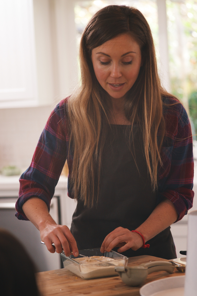 In the Veggie Kitchen: Holiday with Nickey Kehoe and Julie Morris - The Menu