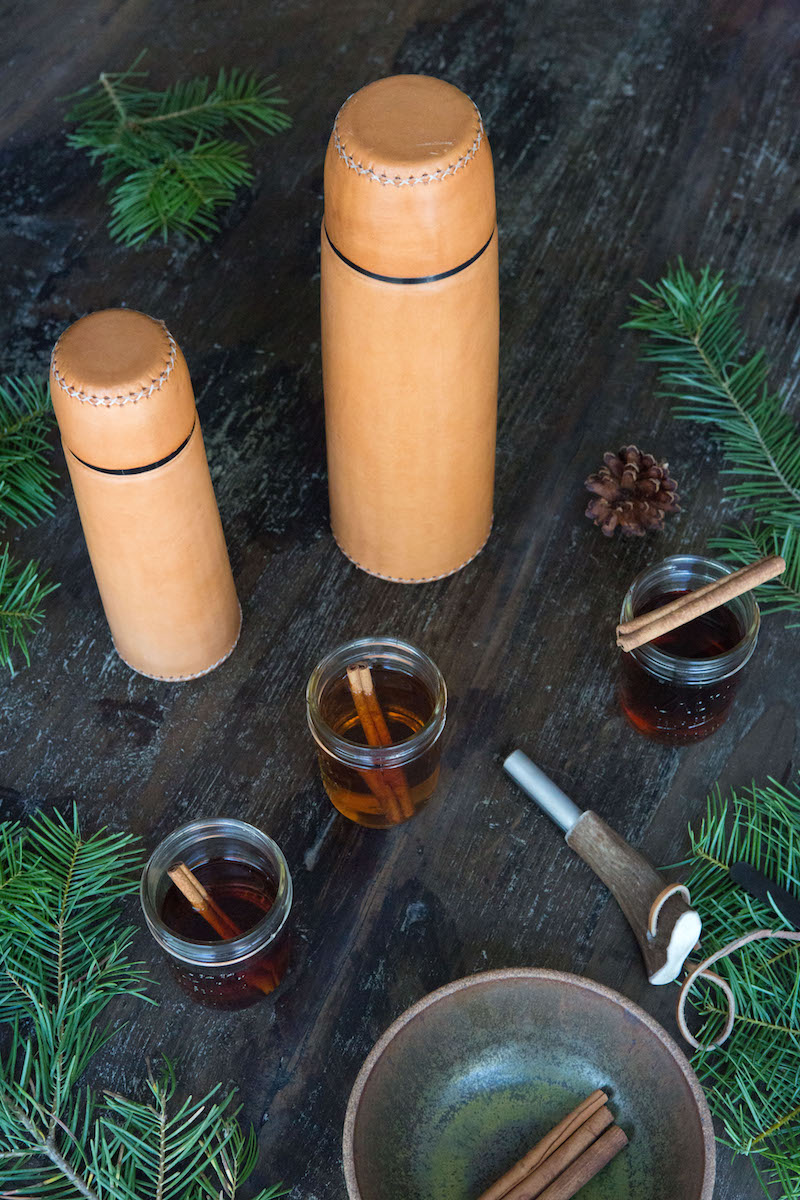 Apple Brandy Hot Toddy Recipe
