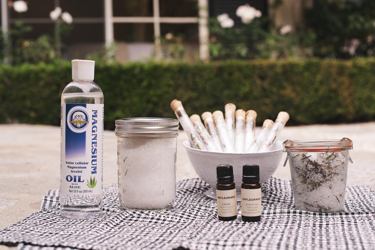 DIY: Sea Salt Soak 0