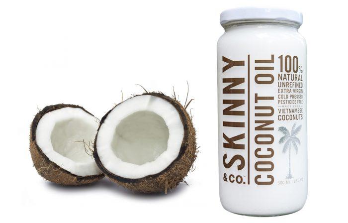 Spotlight on Skinny Coconut Oil