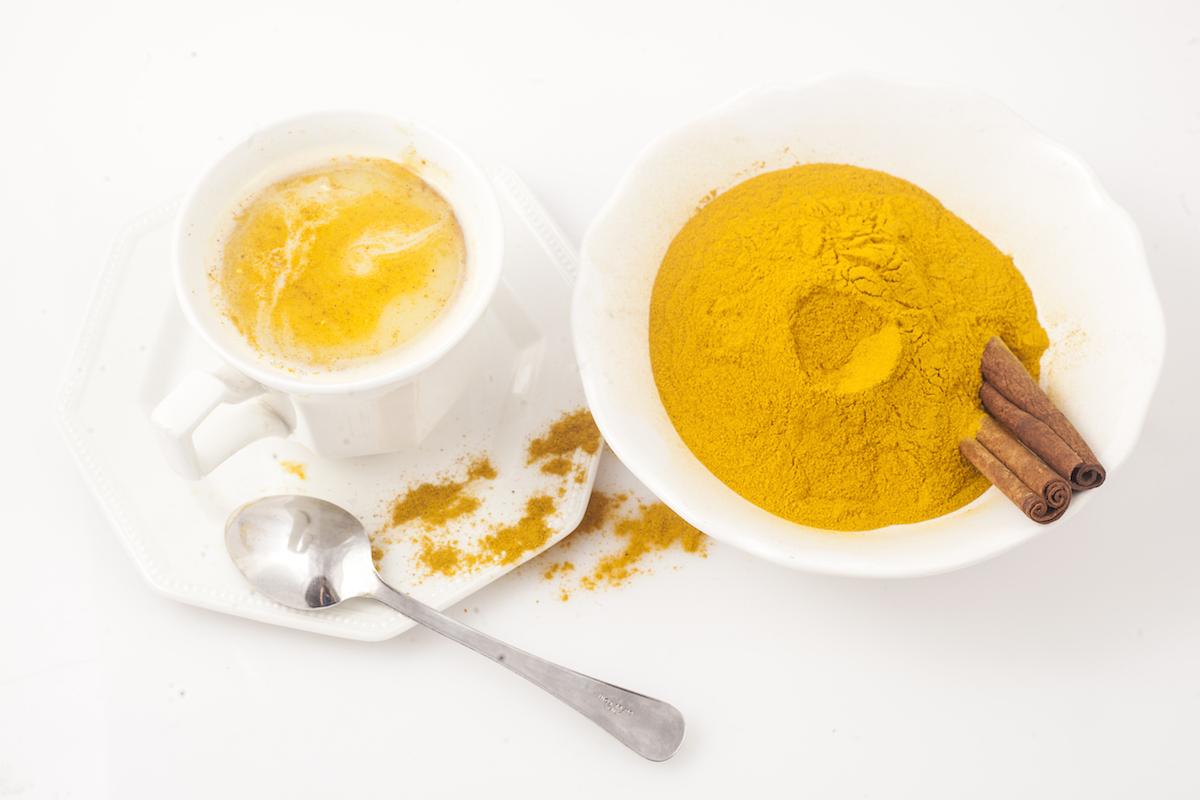 Bedtime Routine: Elissa Goodman's Healing Turmeric Latte