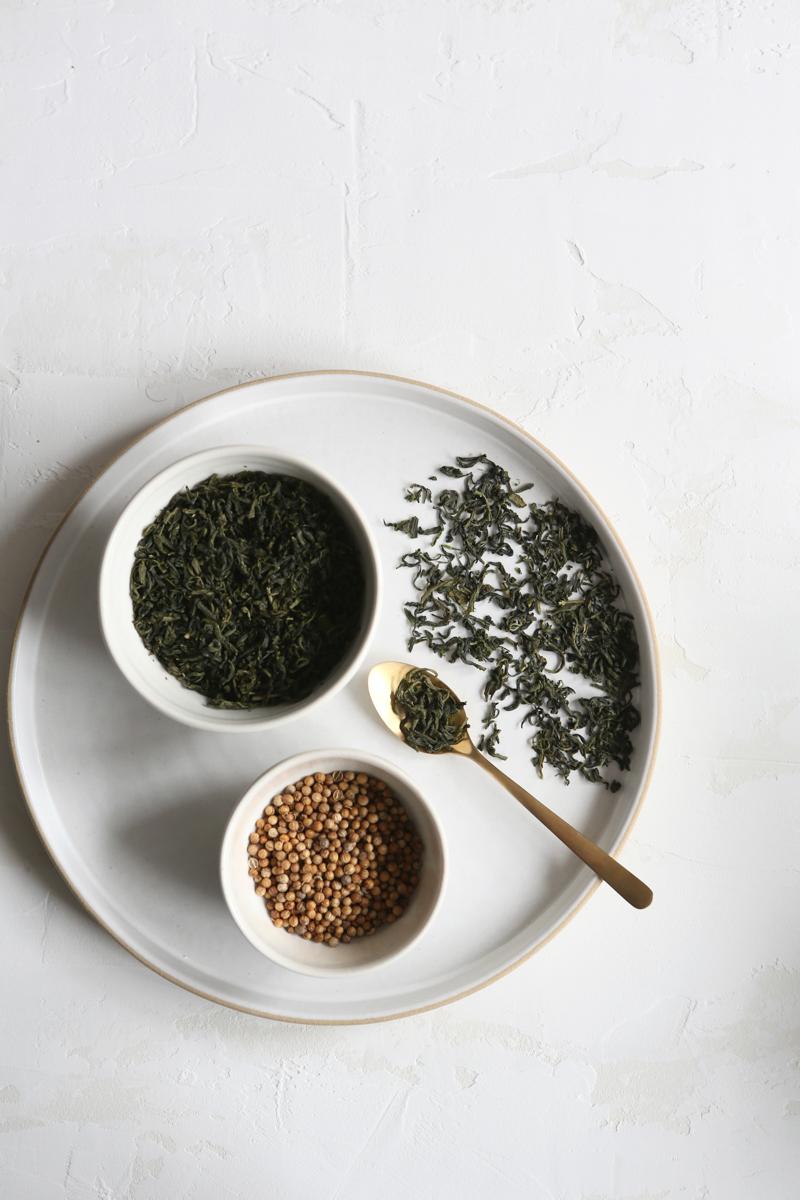 A Refreshing Recipe: Iced Rose Green Tea