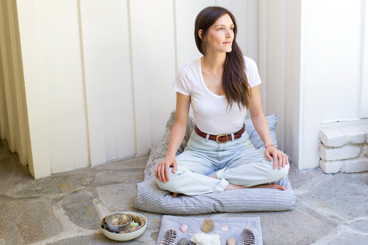 A Mindful Practice with Breathwork Healer Ashley Neese