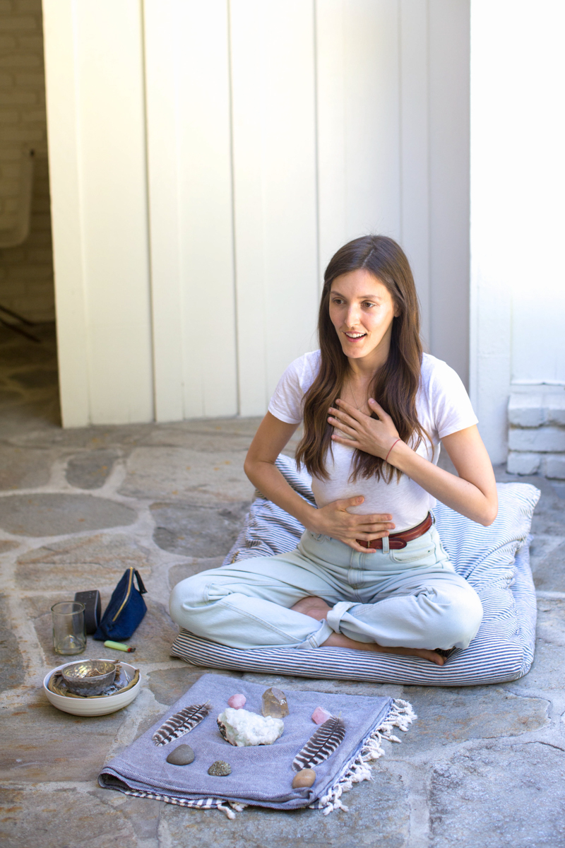 Breathe Right: LA's Breathwork Specialist Ashley Neese
